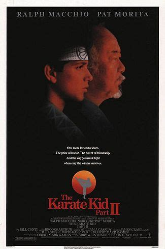 Review: The Karate Kid Part 2 (1986) (A Worthy Sequel