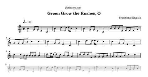 Green Grow the Rushes, O (Trad