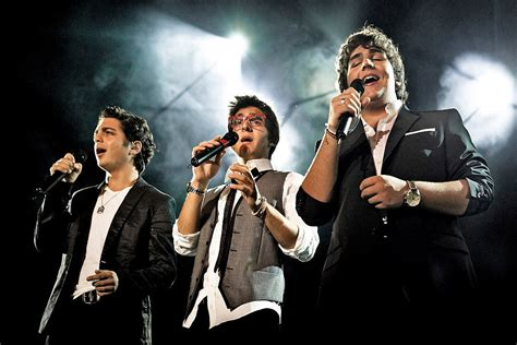 Il Volo, the Teenage Italian Singers, Go on Tour - The New