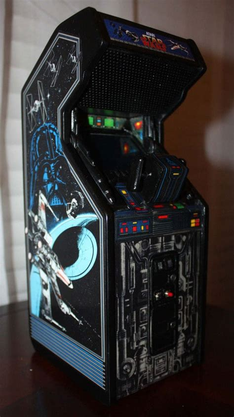 Star Wars Mini: Smallest Working Arcade Game Cabinet Ever