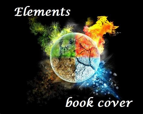Elements book cover - Wallet of Infinity