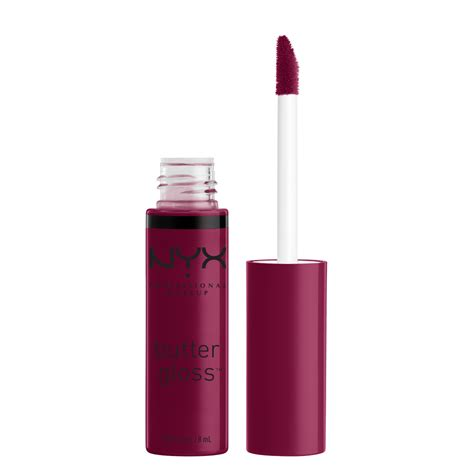 NYX Professional Makeup Butter Gloss - Cranberry Pie