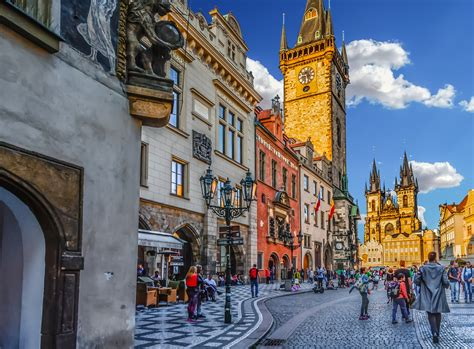 Old Town Square Free Stock Photo - Public Domain Pictures
