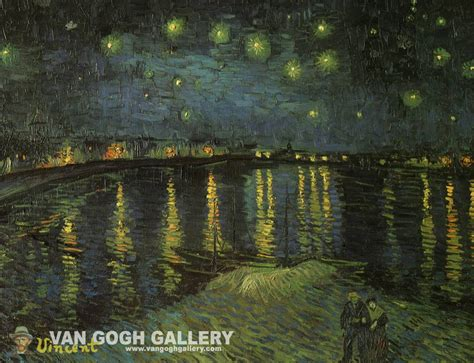 Van Gogh Starry Night Desktop Wallpaper | Van Gogh Gallery