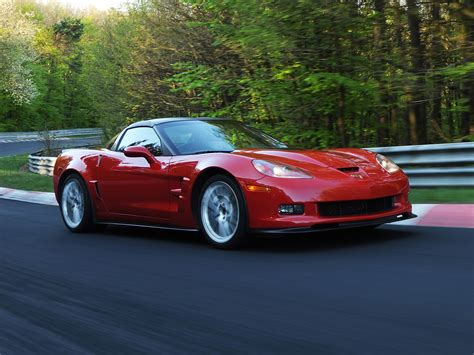 CHEVROLET Corvette ZR1 specs & photos - 2008, 2009, 2010