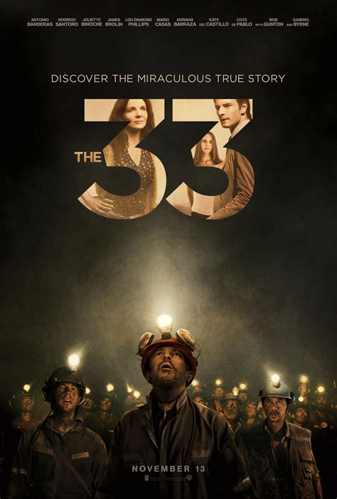 The 33 Trailer: The Story of the 2010 Chilean Mine