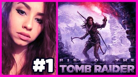 Bunny Play's: Rise of the Tomb Raider l Walkthrough PART 1