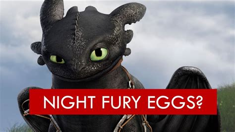Night Fury Mysteries: Toothless' EGG? - YouTube