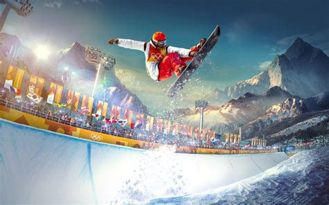 Steep Winter Games Edition 4K Wallpapers   HD Wallpapers