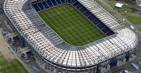 BT to buy the naming rights to Murrayfield Stadium in £20m