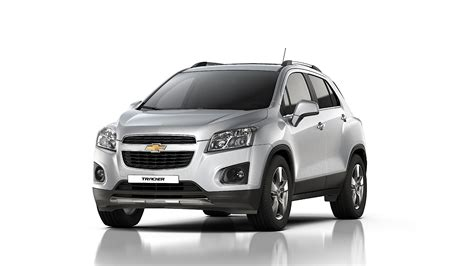 CHEVROLET Tracker specs & photos - 2013, 2014, 2015, 2016