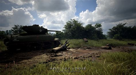 Combined Arms WW2 FPS Hell Let Loose Launches Kickstarter