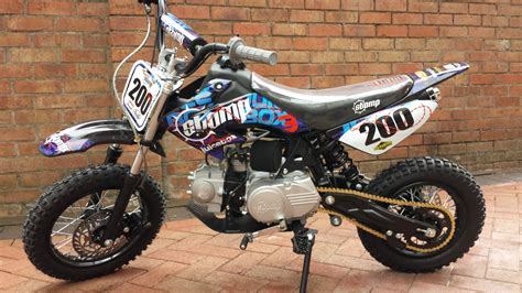Brand New Stomp Juicebox Pit Bike available as 50cc