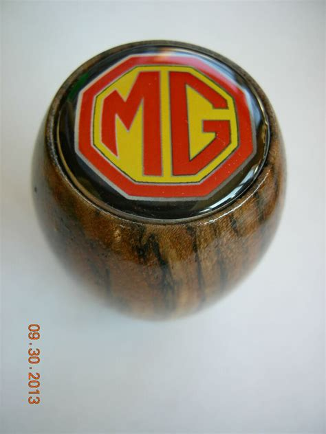 GEAR SHIFT KNOB WOOD MG MGA MGB MIDGET MGTD MGTC MGTF | eBay