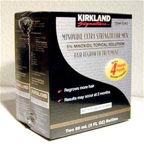 Minoxidil - patient information, description, dosage and