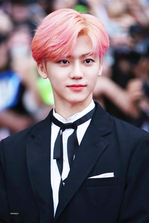 """NCT's JaeMin Changed His Hair And Fans Named Him """"Prince"""