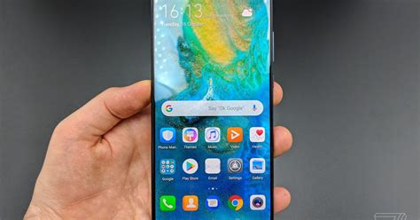 Huawei announces Mate 20 with 6