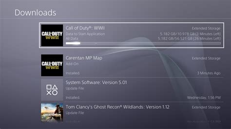 Call of Duty: WW2 pre-load now available on PC and PS4