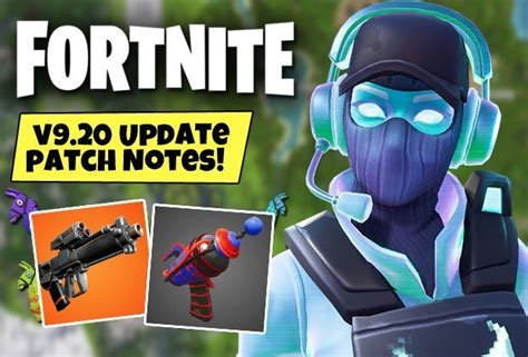 Fortnite update 9