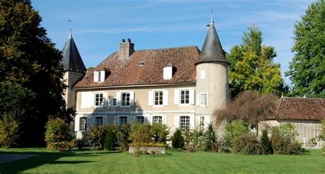 Small French Chateau Deep In Rural France But Only A Four
