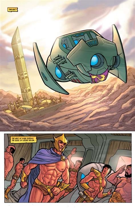 DYNAMIC FORCES® - WARLORD OF MARS: DEJAH THORIS #2