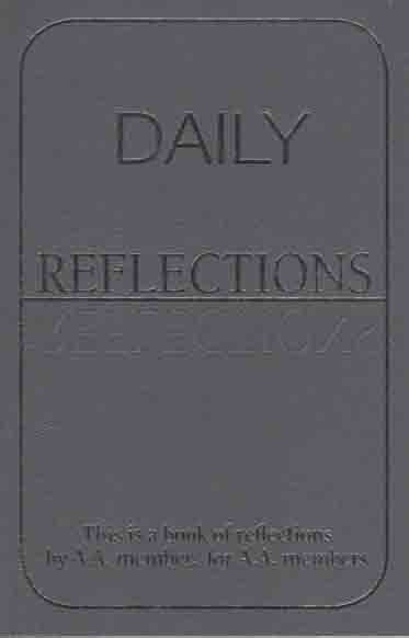 AA Daily Reflections Book | AA Living Sober Book Online