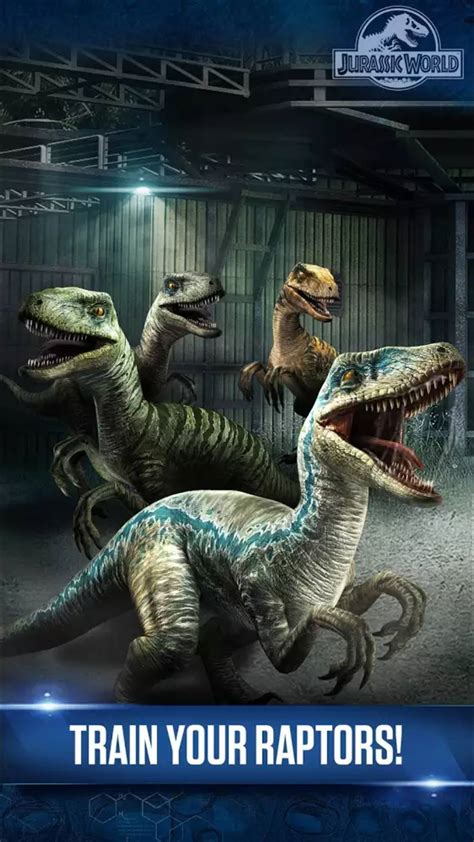 The Raptor Squad in Jurassic World: The Game! | DRAGON CULTURE