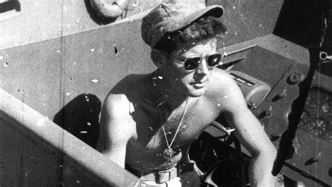 How JFK Earned Two Medals in World War II - HISTORY