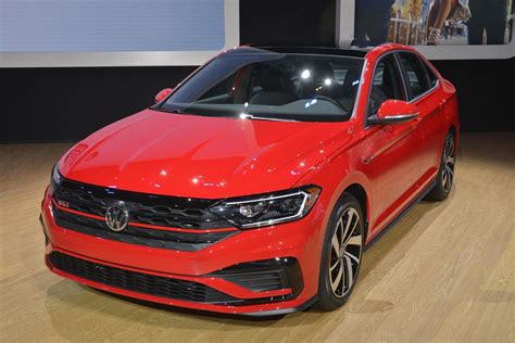 2019 Jetta GLI Shows Cool Gray Paint on 35th Anniversary