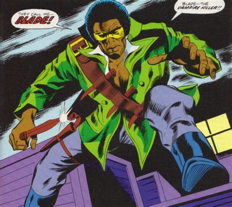 7 Weird Things That You Probably Didn't Know About BLADE