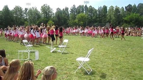 Ole Miss Sigma Chi Derby Days 2012- Kappa Alpha Theta