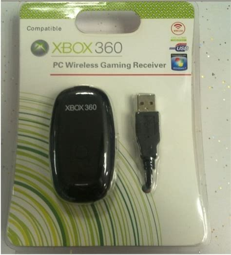 PC Wireless Controller Gaming USB Receiver Adapter For