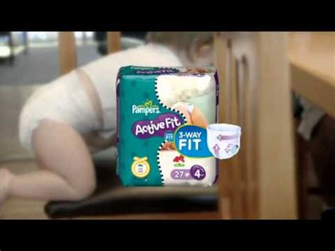 P&G - Pampers Active Fit - Chair Climb Olympics - UK