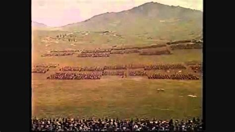 Spartacus - The Battle Scene, 1960 - YouTube
