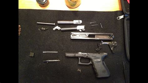 How to Break Down a Glock 23 - Total Disassembly - YouTube