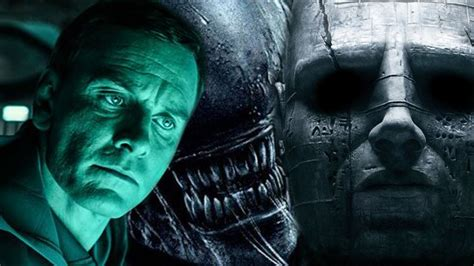 HOW DOES ALIEN: COVENANT CONNECT TO THE FIRST ALIEN MOVIE