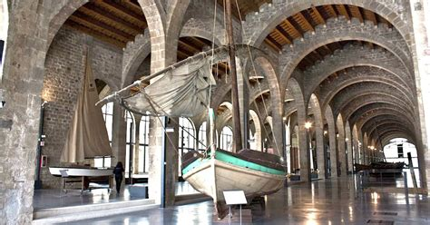 A guide to Barcelona's Maritime Museum - Seaside culture