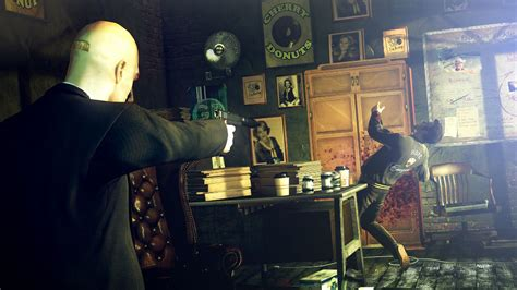 Hitman: Absolution AI developed to create story-driven yet