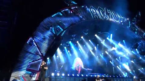 AC/DC - Thunderstruck - Live at Olympiastadion Munich 2015