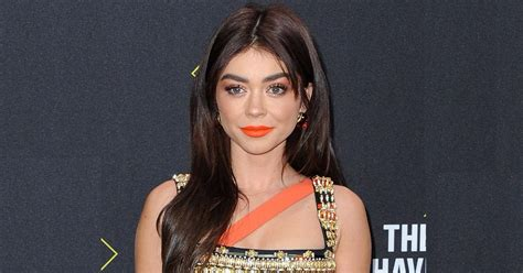 Sarah Hyland Biography - Facts, Childhood, Family Life
