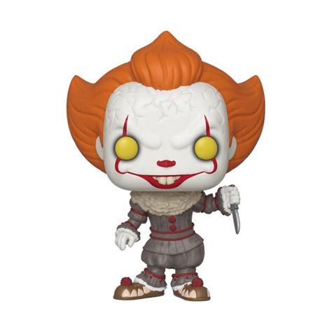 Figúrka IT 2 - Pennywise with Blade (Funko POP!) - GameExpres