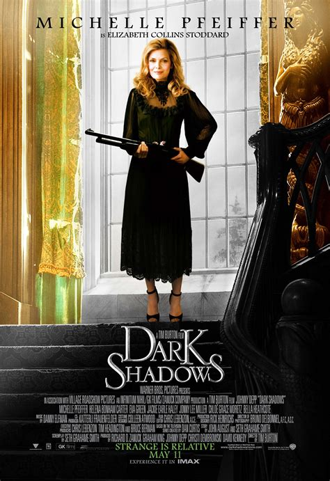 9 Great New Posters for DARK SHADOWS - FilmoFilia