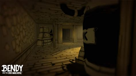 Bendy and the Ink Machine Torrent Download Game for PC