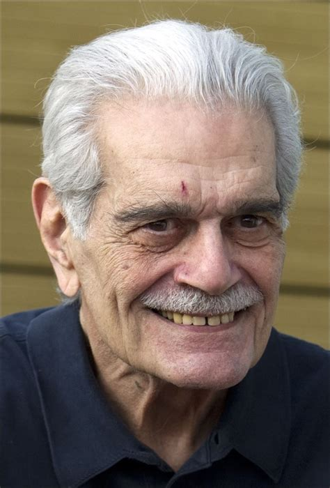 """Omar Sharif, star of """"Doctor Zhivago"""" and """"Lawrence of"""