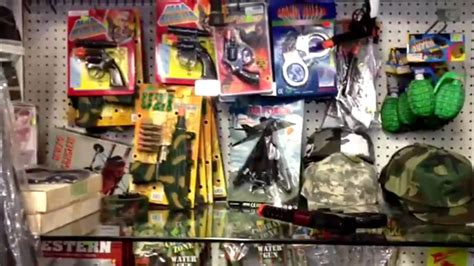Uncle Stan's Military Surplus Store - Marion, Iowa - YouTube