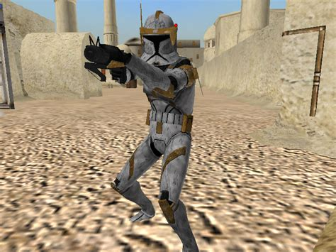 Commander cody image - Battlefront: The Clone Wars mod for