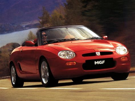 Happy Birthday, MGF! - MG Car Club