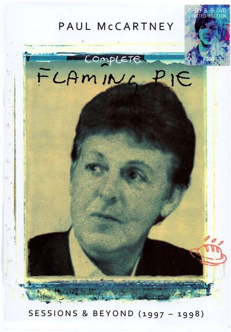 Paul McCartney - Complete Flaming Pie Sessions & Beyond