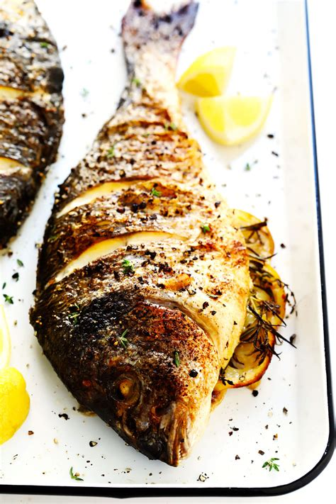 How To Cook A Whole Fish | Gimme Some Oven