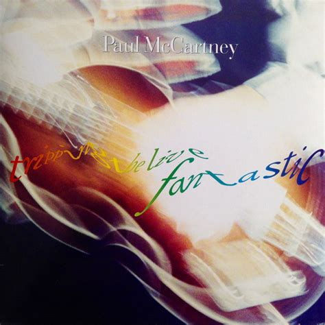 Paul McCartney - Tripping The Live Fantastic (1990, Vinyl